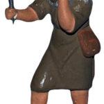 Figur, Bergmann, Spielzeug