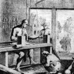 Drechsler, Holzhandwerk, Werkstatt, Handwerk