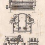 Leinenmanufaktur, Leinen, Maschinen, Leinenfabrik