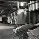 Trockenboden, Papiermühle, Papiermacher, Papier