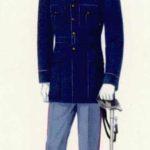 Polizist, Italien, Uniform, Polizei