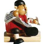 Schneider, Holzfigur, Erzgebirge