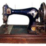 Nähmaschine, antik, nähen, Werkzeug