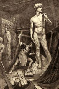 Steinbildhauer, Bildhauer, Michelangelo