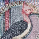 Geldschein Suriname Guillocheur