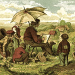 Kunstmaler, Maler, Landschaftsmaler, England