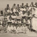 Lehrer, Schüler, Algerien