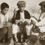 Schuhputzer, Lernen, Kinder, Mexiko