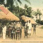 Lehrer, Schüler, Kongo