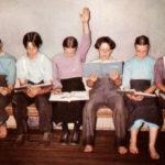 Schüler, Lernen, USA, Amische