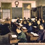 Lehrerin, Schüler, Schule, USA, San Francisco, Chinatown