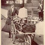 Milchmann, London, Milchhändler