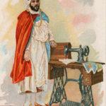 Singer, Nähmaschine, Algerien, nähen