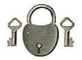 Schlosser, Schloss, Schlüssel