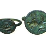 Siegelringe, Ringe, römisch