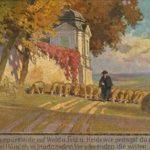 Schäfer, Schafsherde, Schafe, Schafe hüten