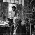 Schlosser, Werkstatt, Handwerker