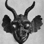Teufelsmaske, Maske, Pinzgau