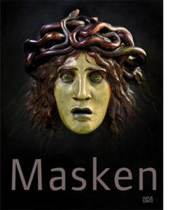 Maskenmacher, Masken, Buch