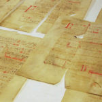 Pergament, Handschift, Schriftstücke, historisch