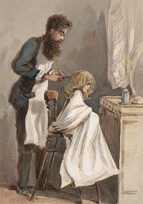 Der Friseur Berufe Und T 228 Tigkeiten Dieser Welt