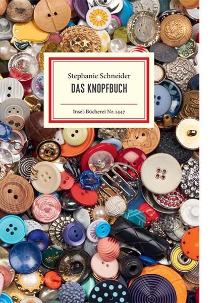 Buchcover 'Das Knopfbuch'