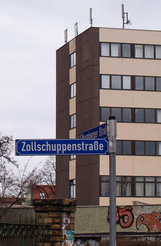 Foto: Straßenschild