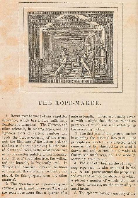 englischer Text mit Illustration